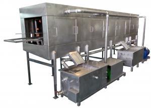 תעשית המזון גלרית מכונות שטיפה